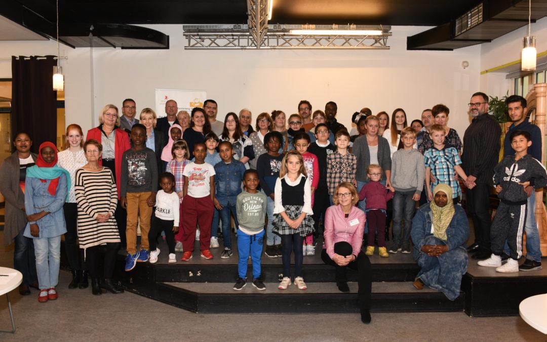 Aufnahmefest Diesterweg-Stipendium