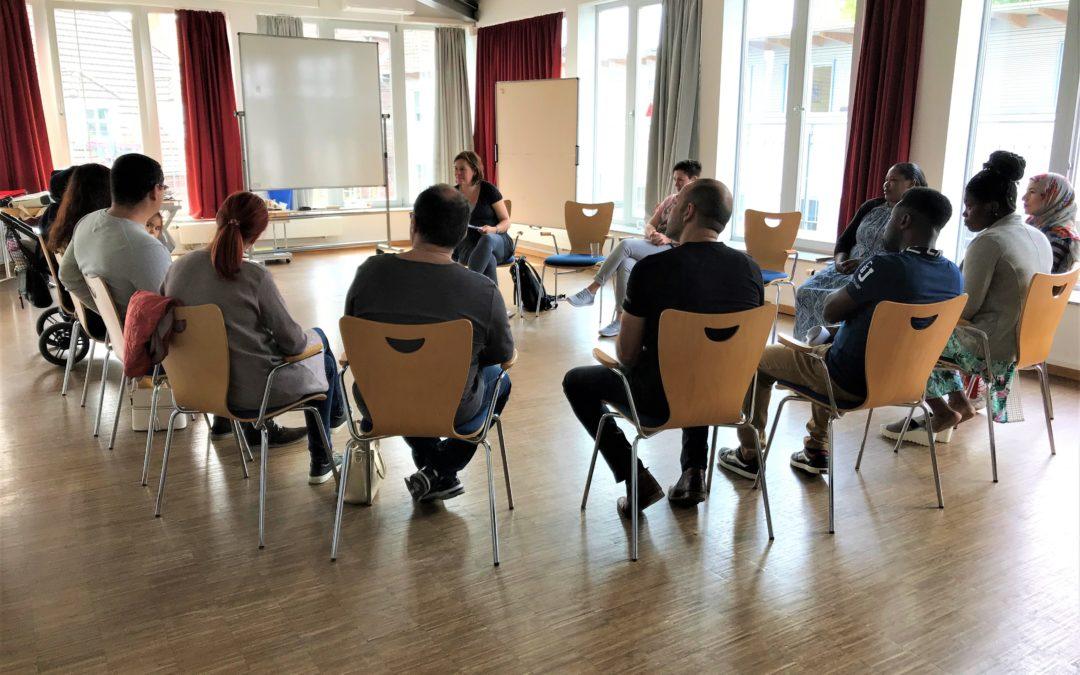"""Eltern-Treffen zum Thema """"Lernstrategien"""""""