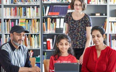 Kinder-Videokonferenz als Premiere beim Diesterweg-Stipendium